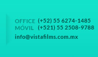Datos de Contacto - Vista Films